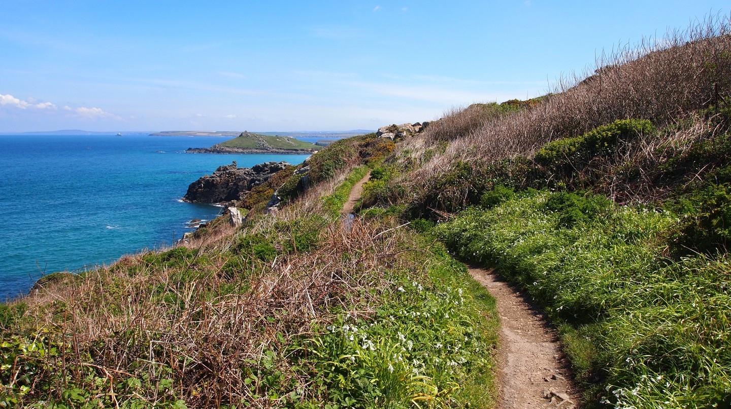 The coastal path from St Ives to Zennor is one of the most stunning walks in Cornwall
