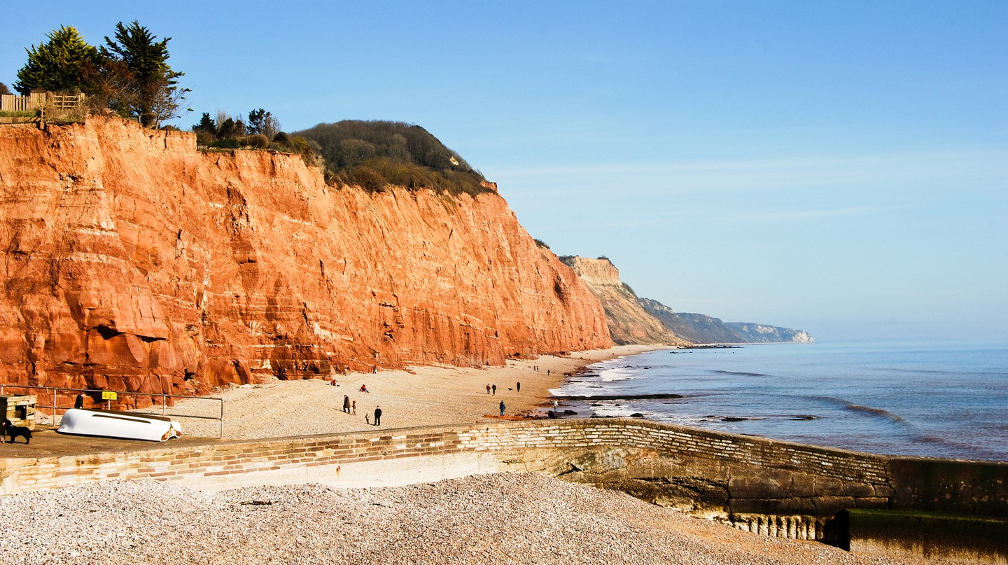 If you're yearning for magnificent views and bracing winds, head for Devon's spectacular Jurassic Coast