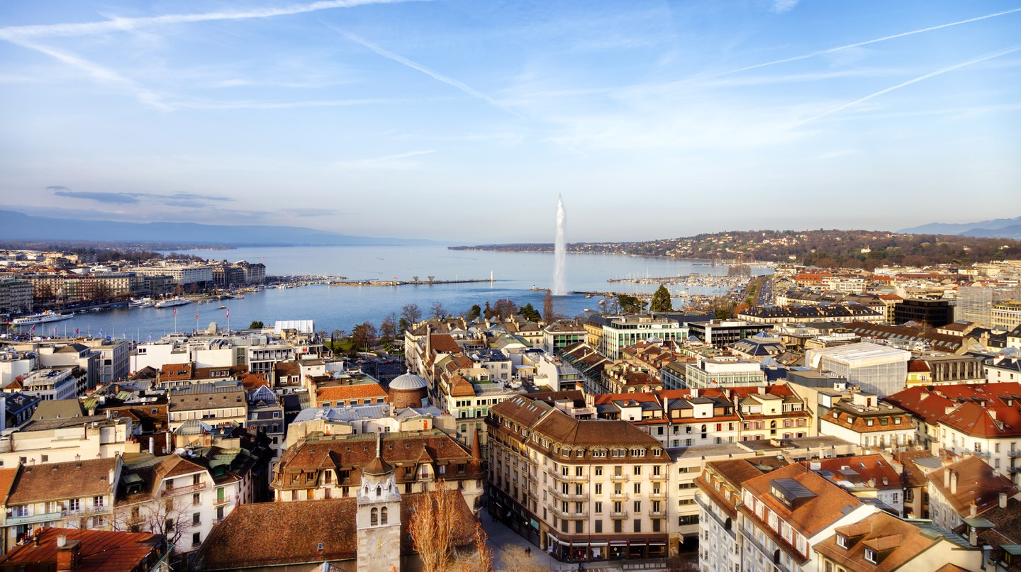 There are endless reasons to head to Geneva for your next break