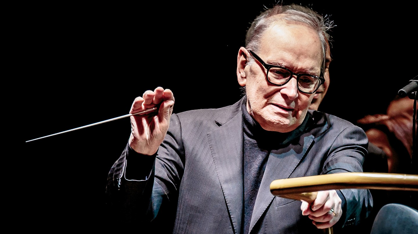 Ennio Morricone leaves behind an oeuvre that will continue to influence, and entertain, generations to come