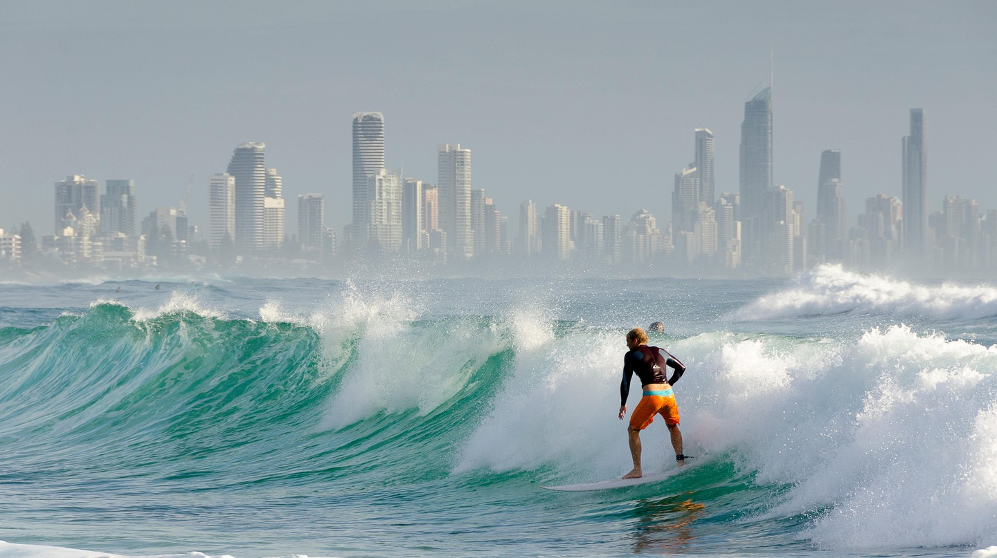 The Gold Coast is becoming increasingly known for its cool culinary and arts scenes
