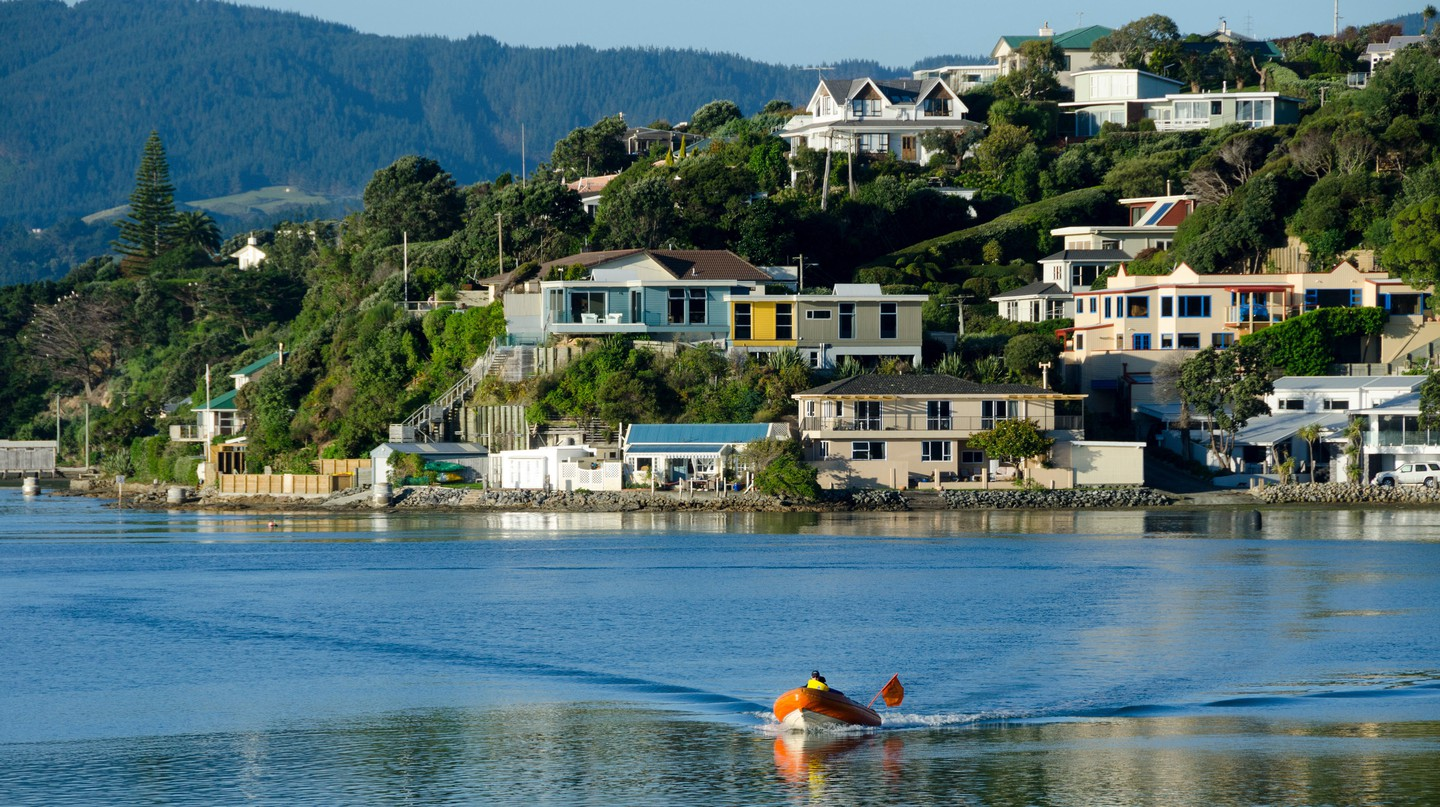 Porirua is steeped in Māori history, with great beaches, wetlands and forests around it to discover