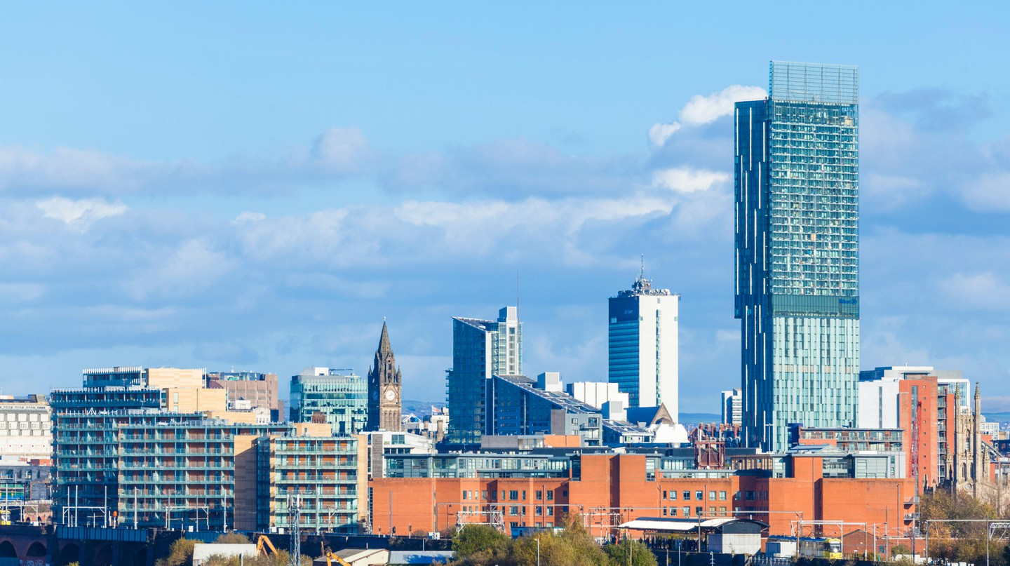 Manchester is a vibrant city with a host of exciting outdoor adventures