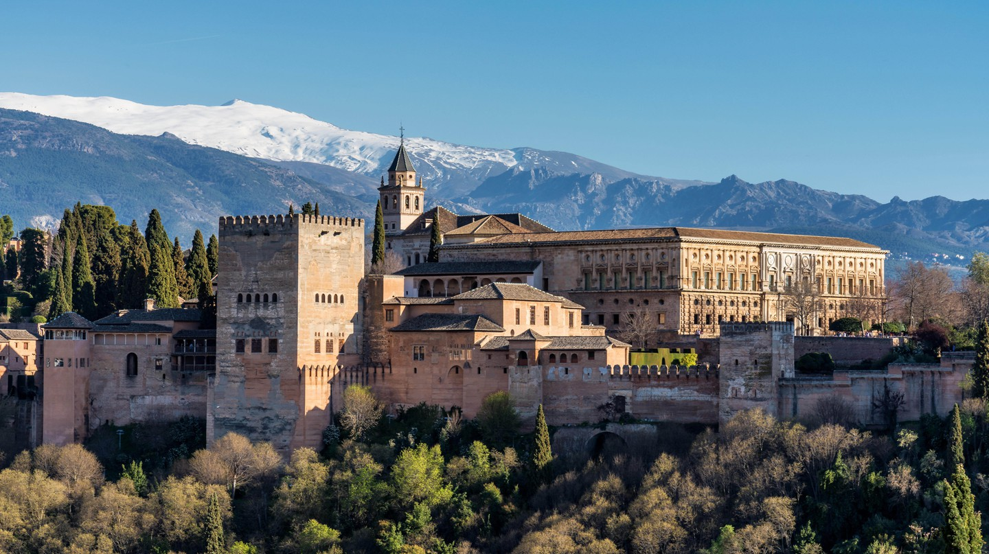 Alhambra is a UNESCO World Heritage site