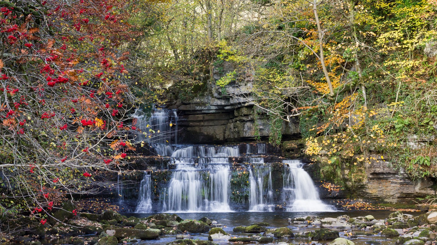 Yorkshire is filled with a diverse natural landscape