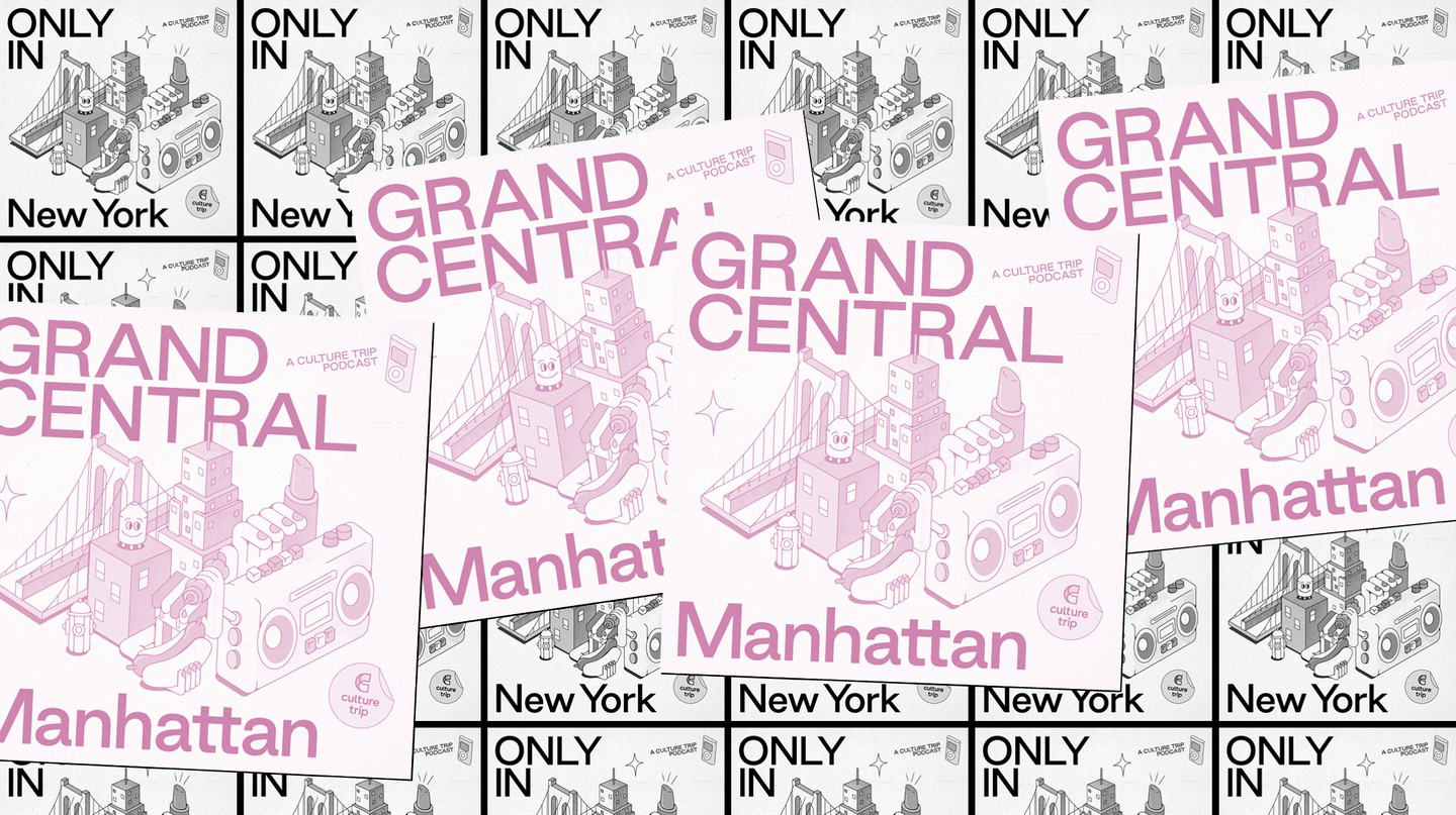 The 'Only in New York' Podcast Goes to Grand Central Terminal