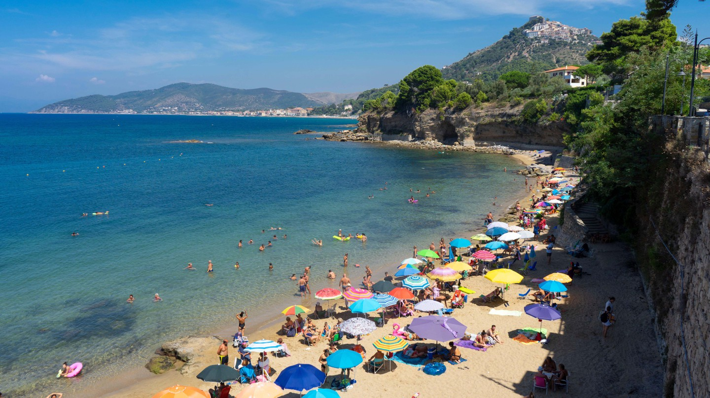 Discover Italy's lesser-known beaches this summer, including Santa Maria di Castellabate