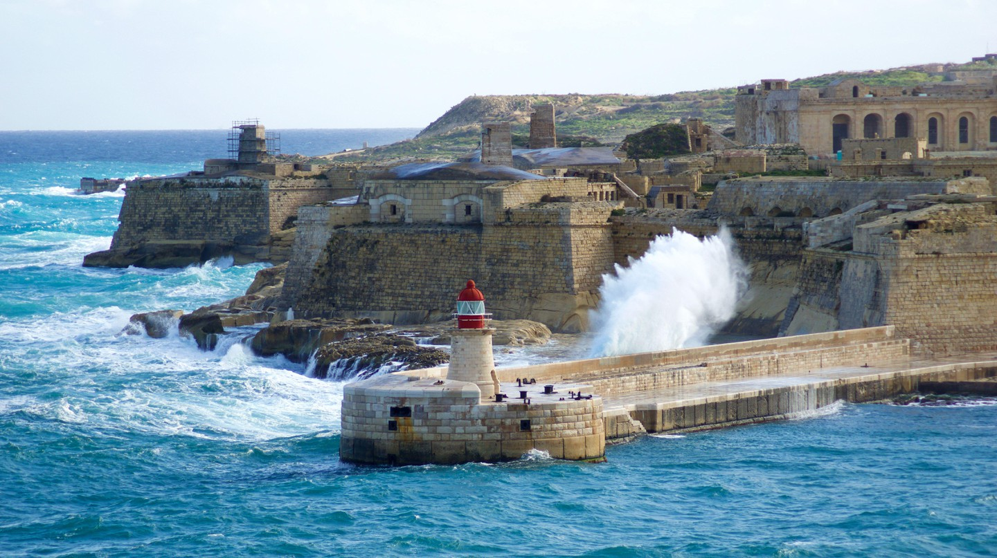 Malta, with its beautiful landscape and stunning architecture, is a favourite filming location