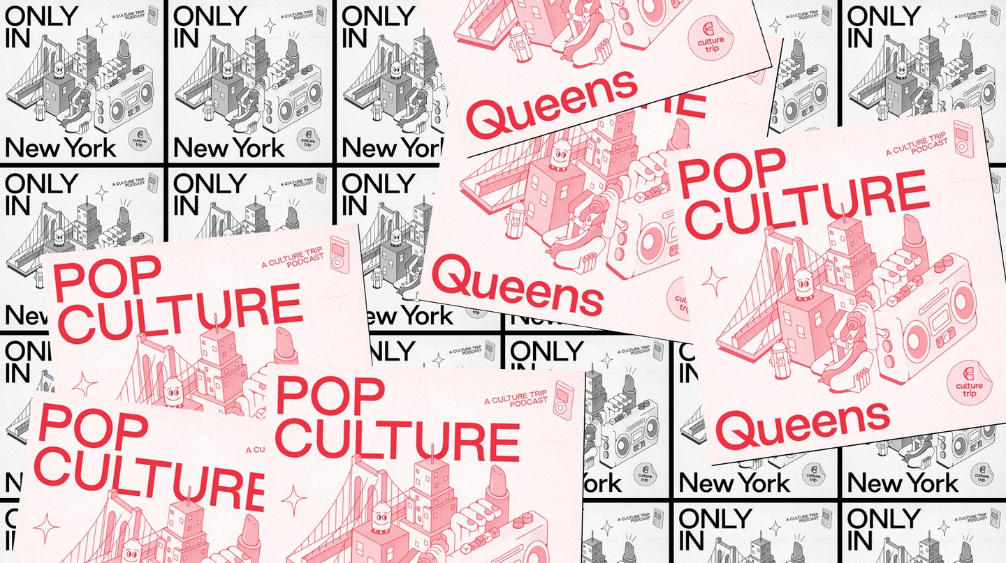 The 'Only in New York' Podcast Goes to Museum of the Moving Image