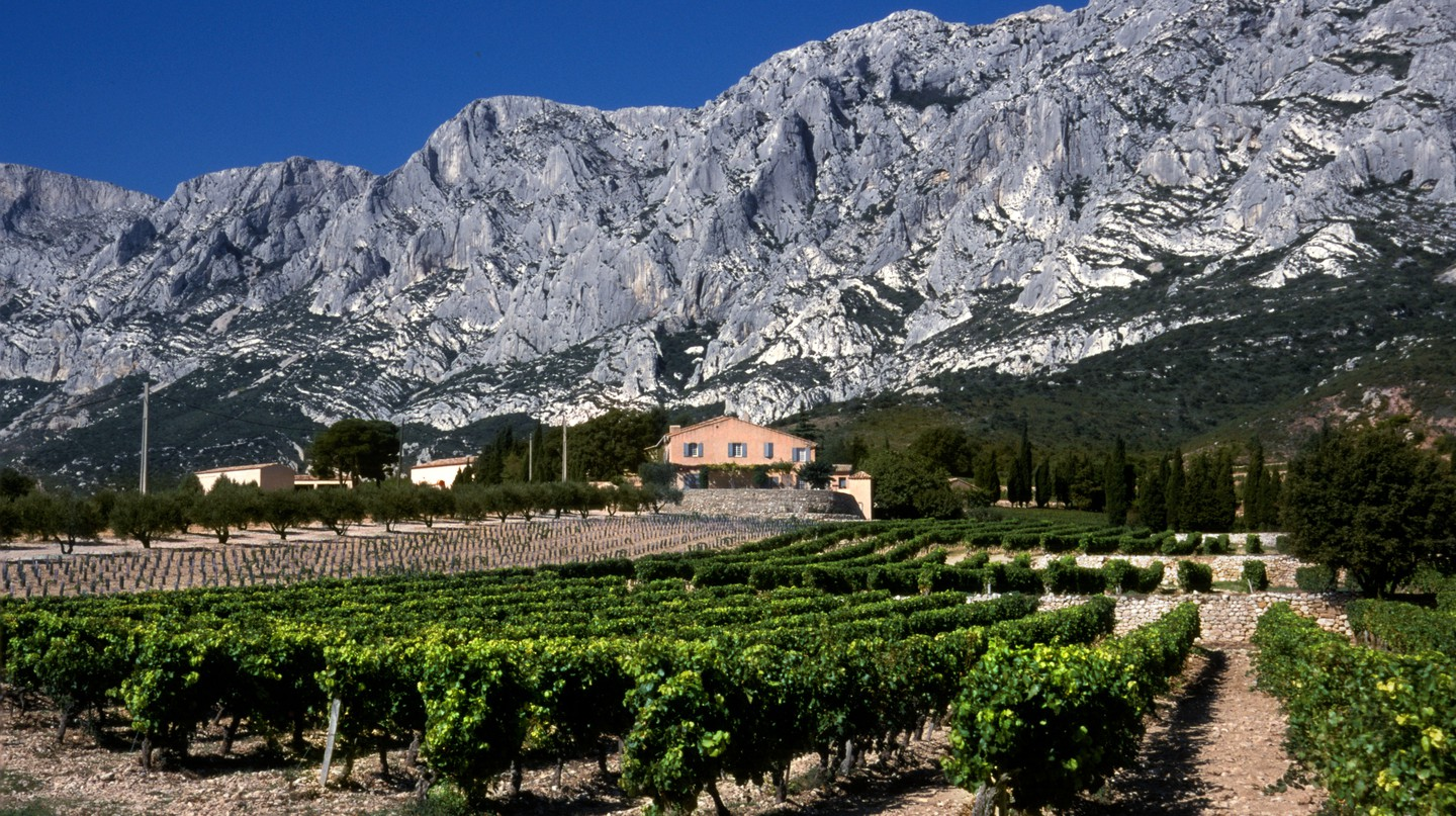Domaine de Saint-Ser is one of the top vineyards to visit in Provence