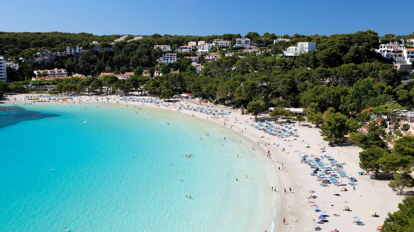 Menorca has no shortage of sights, museums and beaches to visit