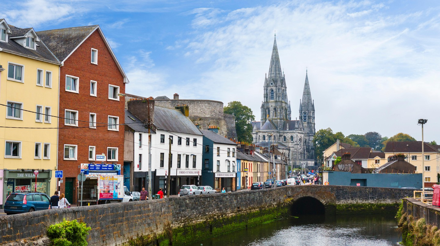 See and experience the best of Cork, which sits on the River Lee, in one day