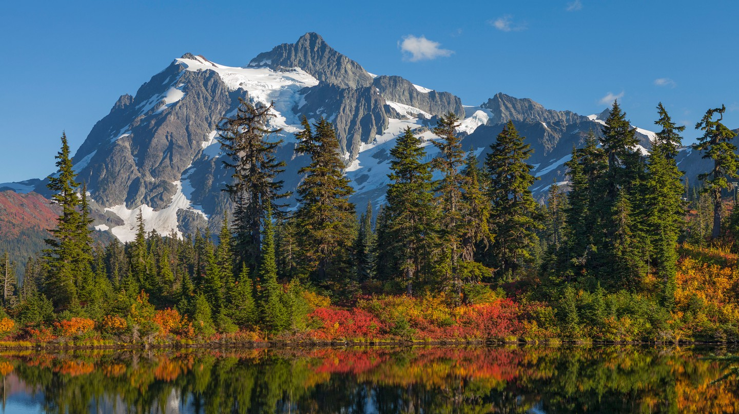 The Mt Baker-Snoqualmie National Forest provides excellent opportunities for outdoor adventurers