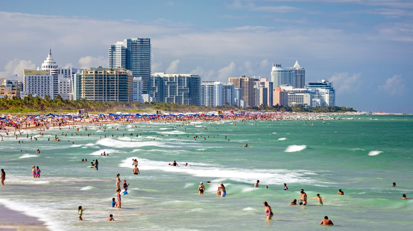 South Beach is a must-visit spot in Miami, Florida