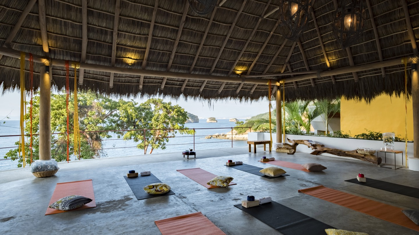 Mexico is famously laid back, making it an ideal place to go in search of wellness and relaxation
