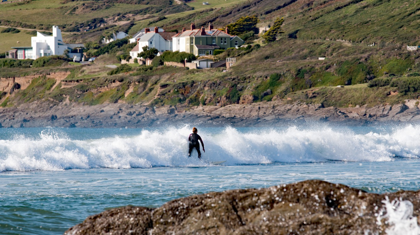 The UK has its share of great places to catch a wave
