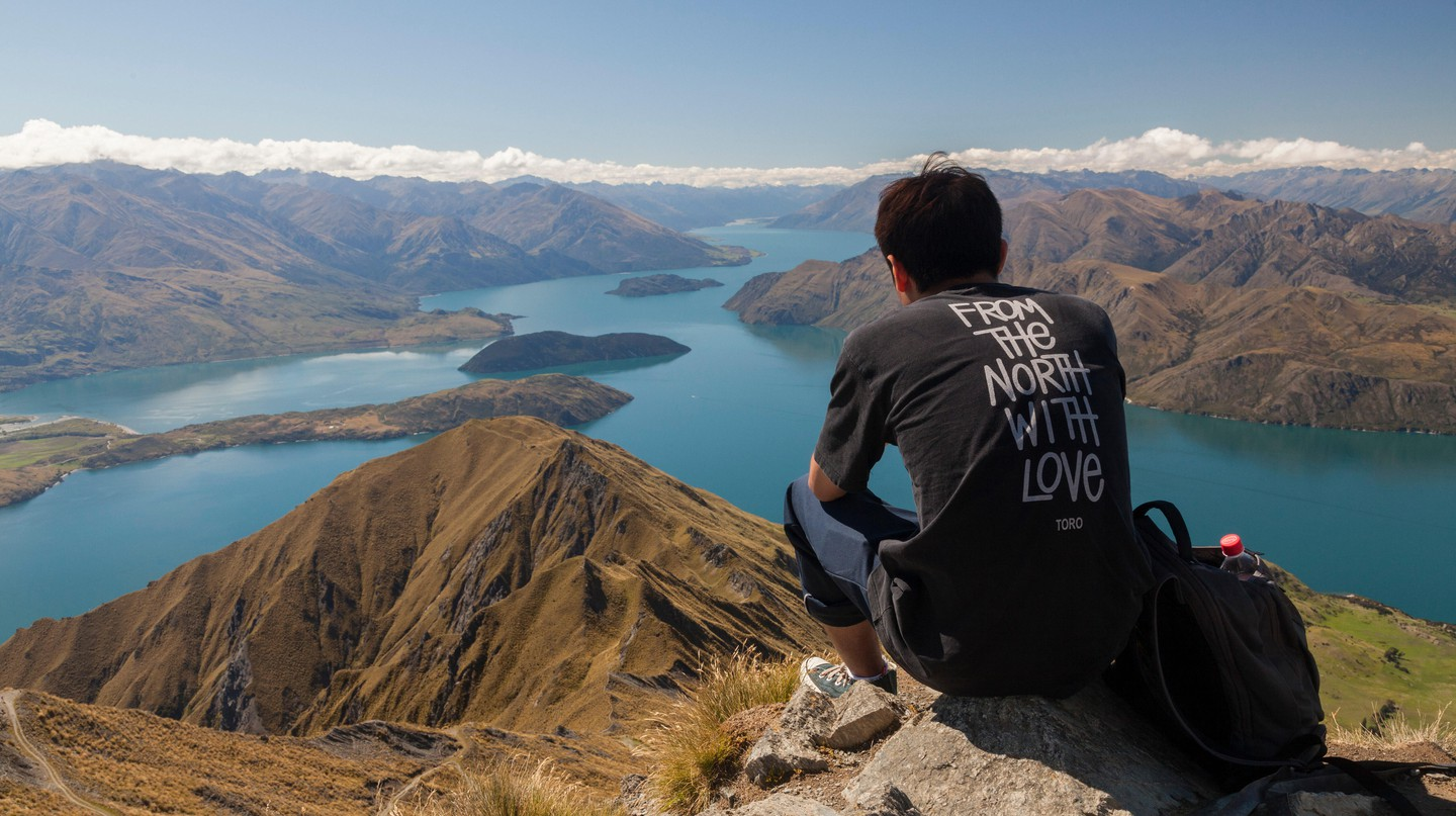 Spectacular sights such as Lake Wanaka are yours for the taking in New Zealand | © Image Professionals GmbH / Alamy Stock Photo