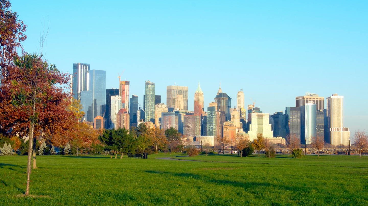 Liberty State Park is one of the top places to check out in New Jersey