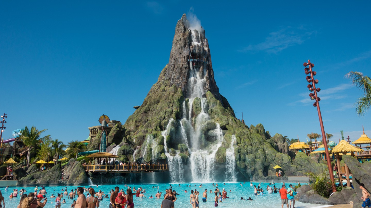 Fans of water parks should make a bee-line for Volcano Bay at Universal Orlando Resort