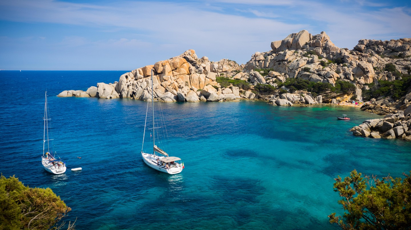 Capo Testa is one of the most beautiful places in Sardinia