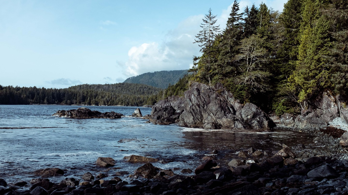 Vancouver Island, British Columbia, is known for its rugged natural landscapes