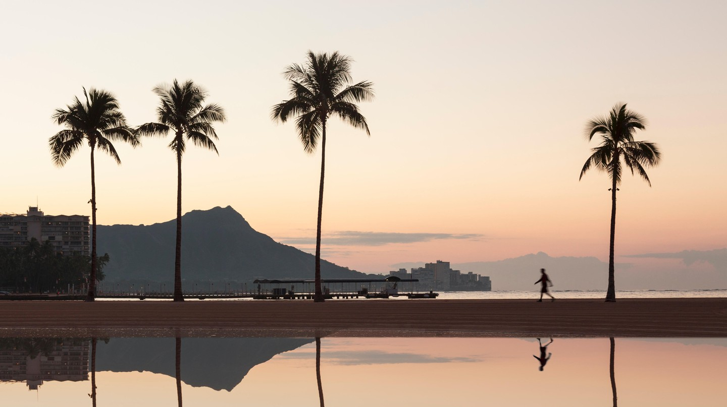 Waikiki is one of the top vacation destinations in the world