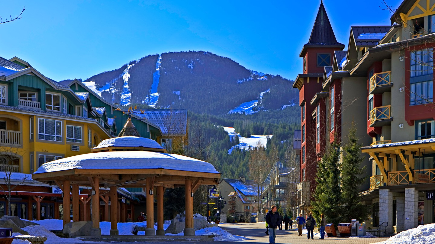 Whistler Village has everything you could want for a great holiday, whether in winter or summer