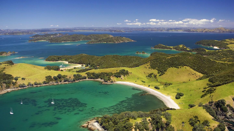 Urupukapuka Island has plenty of adventures, on land and in the water
