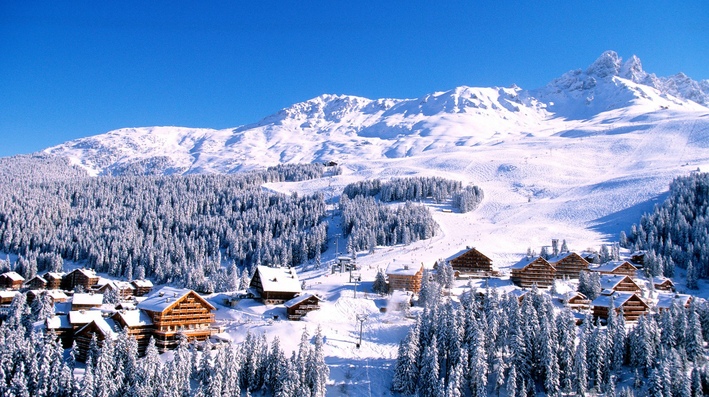 France is well known for having some of the best ski resorts in the world