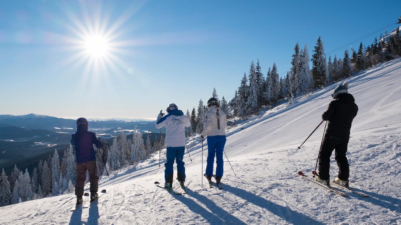 Germany's best ski resorts include Arber in Bavaria