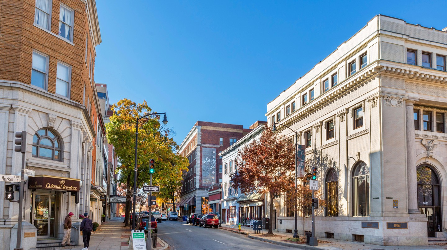A perfect blend of old and new, the beautiful Frederick, Maryland, has something for everyone