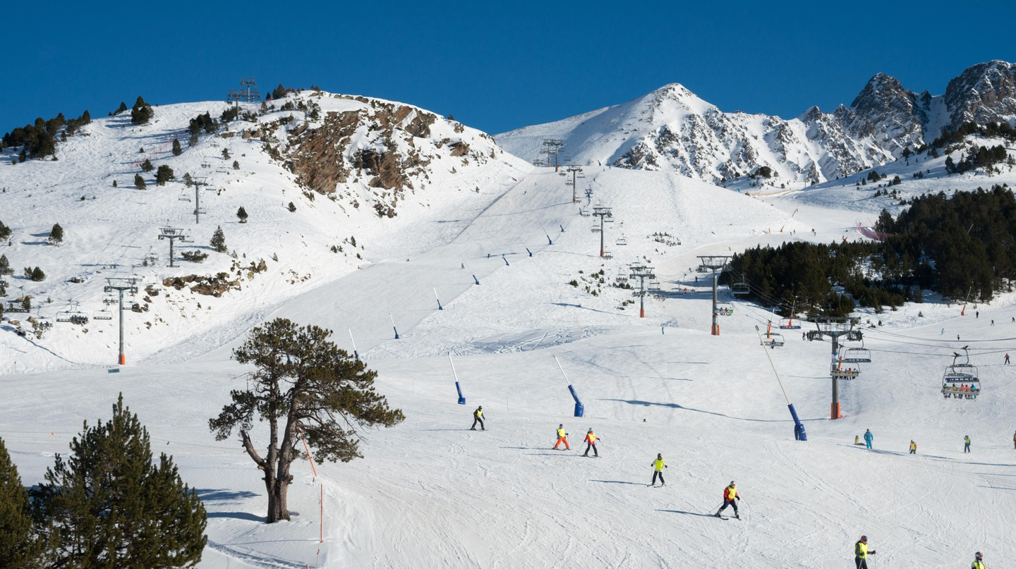 Grandvalira in Andorra is a haven for skiers and snowboarders