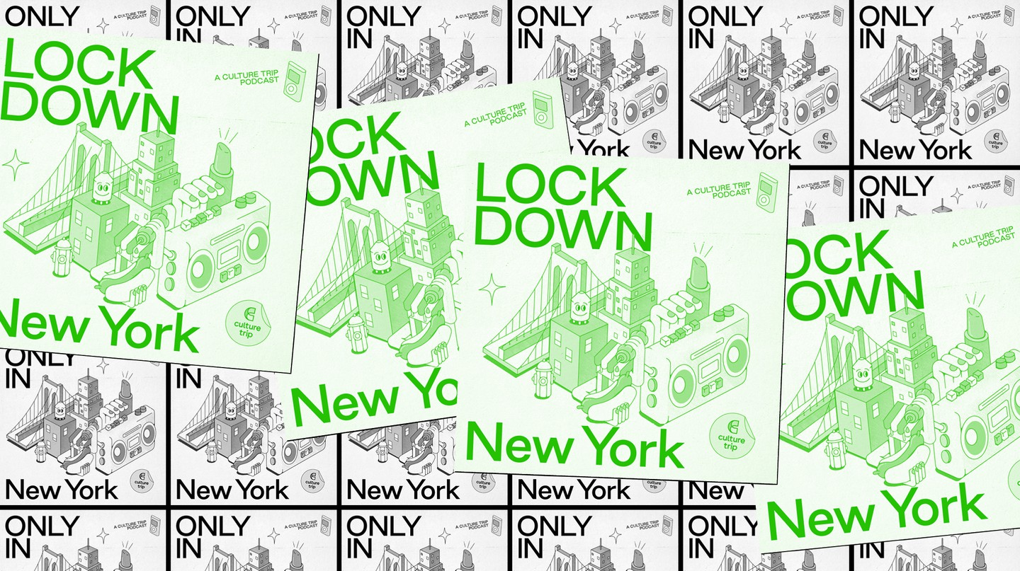 The 'Only in New York' Podcast Goes to Locked-Down NYC