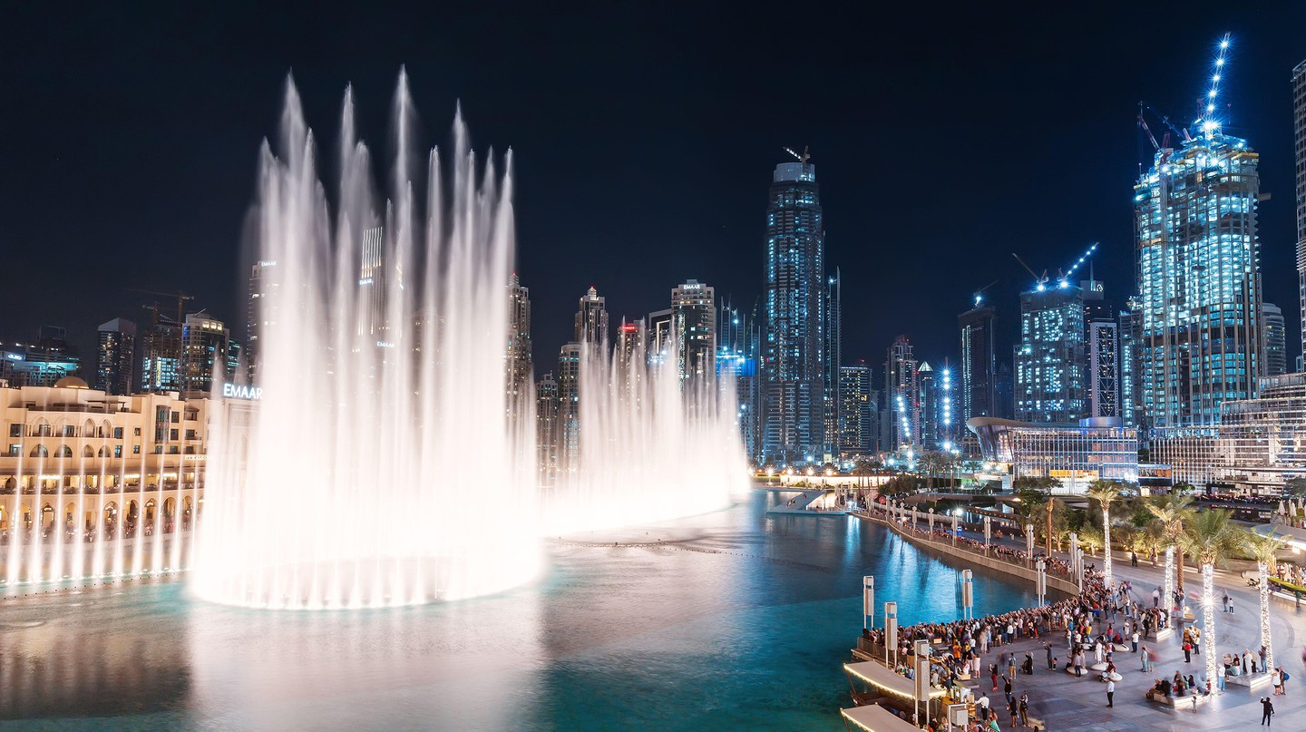Dubai is a futuristic desert paradise with much to offer
