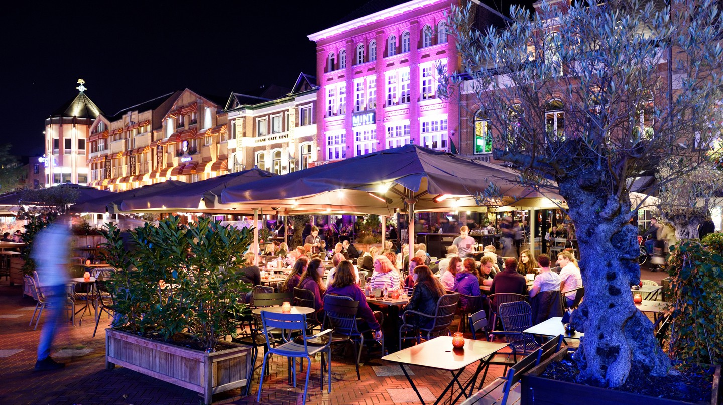 Eindhoven has a cool nightlife, with everything from cocktail bars to indie brewpubs