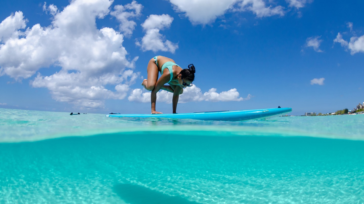 Don't try this at home – try it in the Cayman Islands