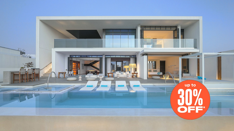 Nikki Beach Resort & Spa Dubai: From £369pp/$479pp for 5 Nights
