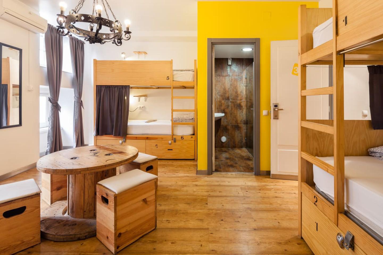 أفضل بيوت شباب في لشبونة 2021