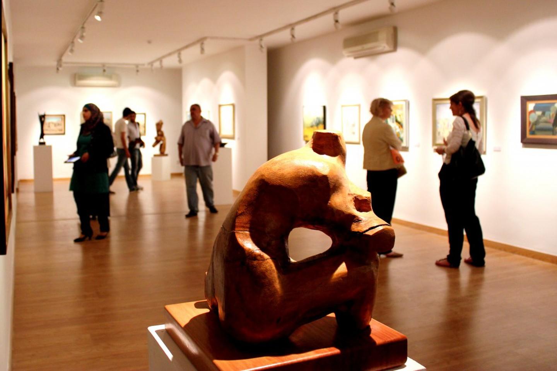 הגלריה הלאומית לאמנות ירדן, עמאן