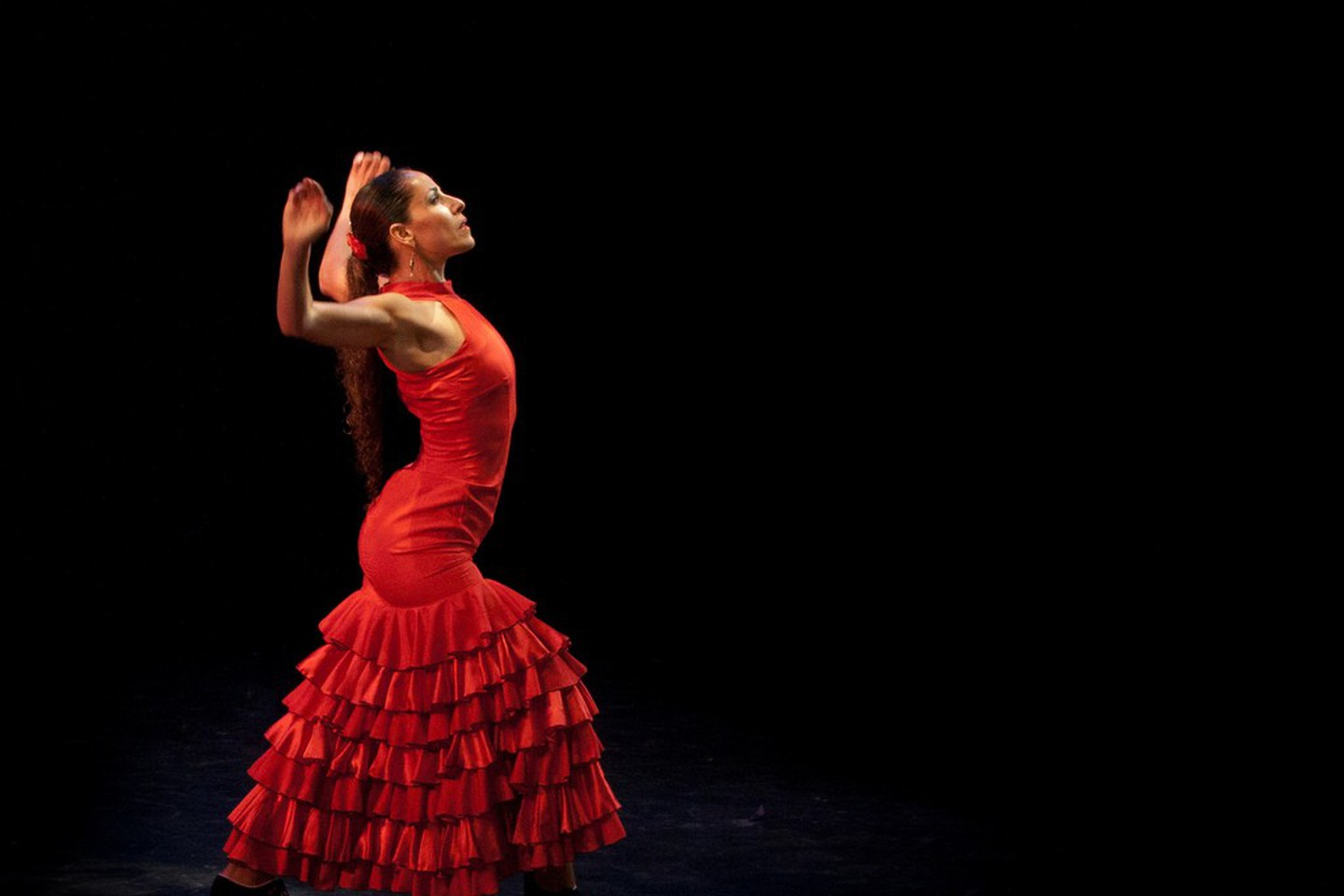 Flamenco is a must-see in Santa Cruz