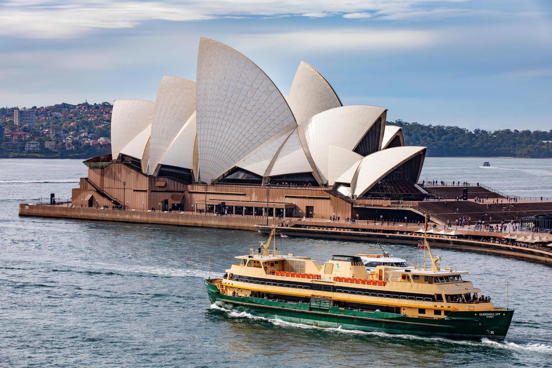 Sydney in 7 Tagen - Mit der Fähre nach Manly
