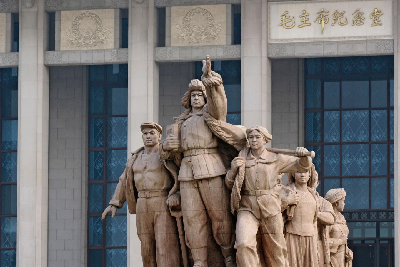 Mausoléu de Mao Zedong é o local de descanso final do ex-líder da China