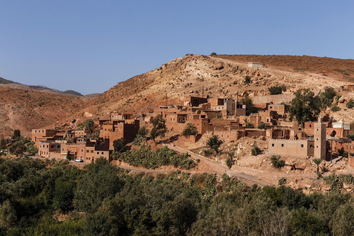 What's Holding Back the Marrakech Luxury Hotels Industry?
