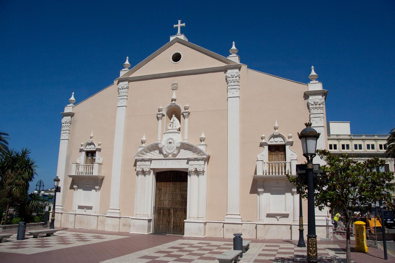 Plaza de África, el corazón de la antigua Ceuta.