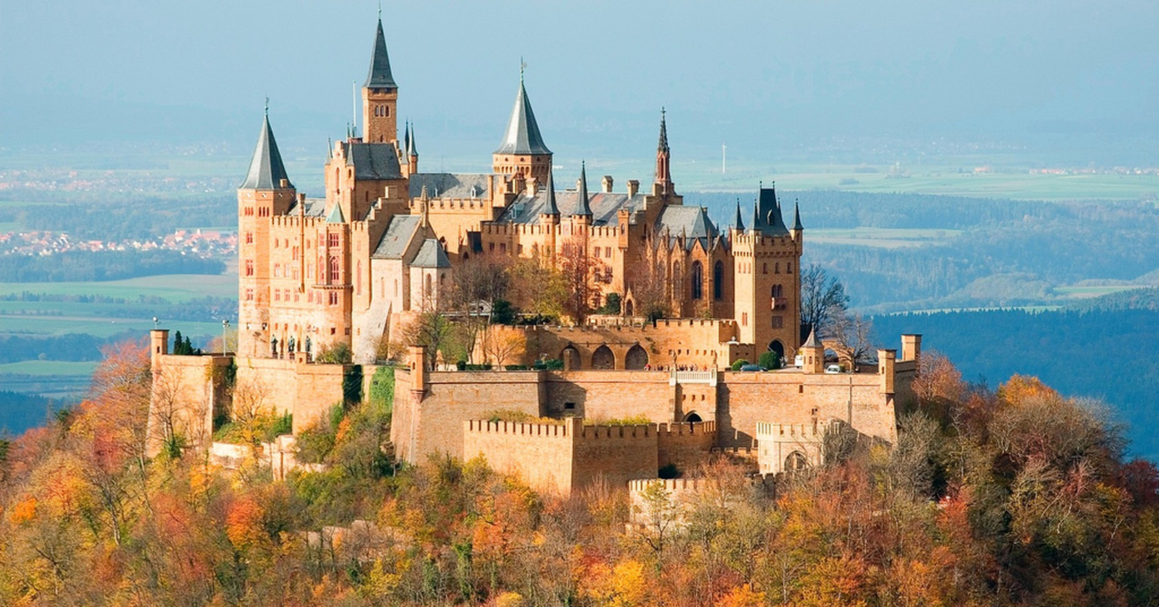Hohenzollern Castle Stuttgart Germany Jim Trodel Flickr