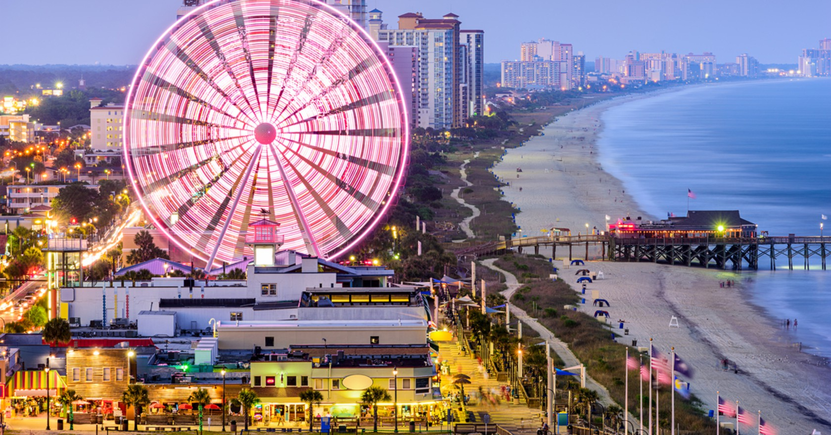 Myrtle Beach South Carolina Sean Pavone Shutterstock