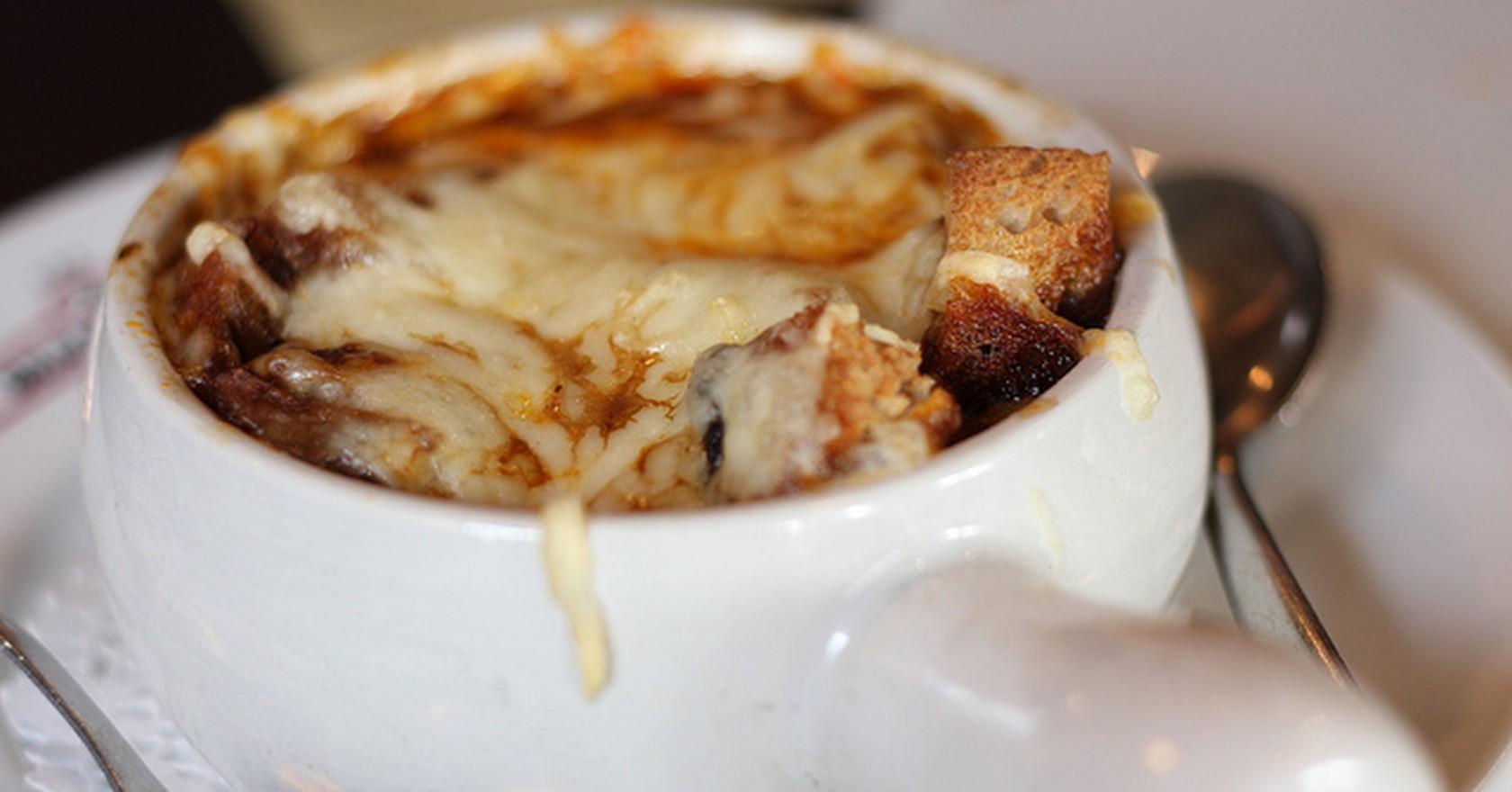 French Onion Soup Kojach Flickr