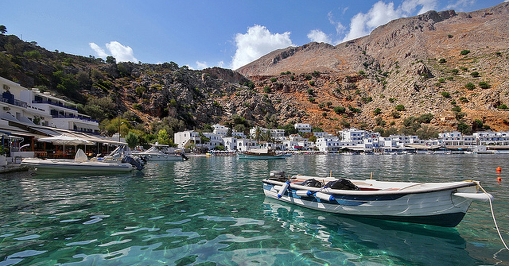 The 10 Most Beautiful Villages In Crete Greece Selis Youth Loutro Miguel Virkkunen Carvalho Flickr