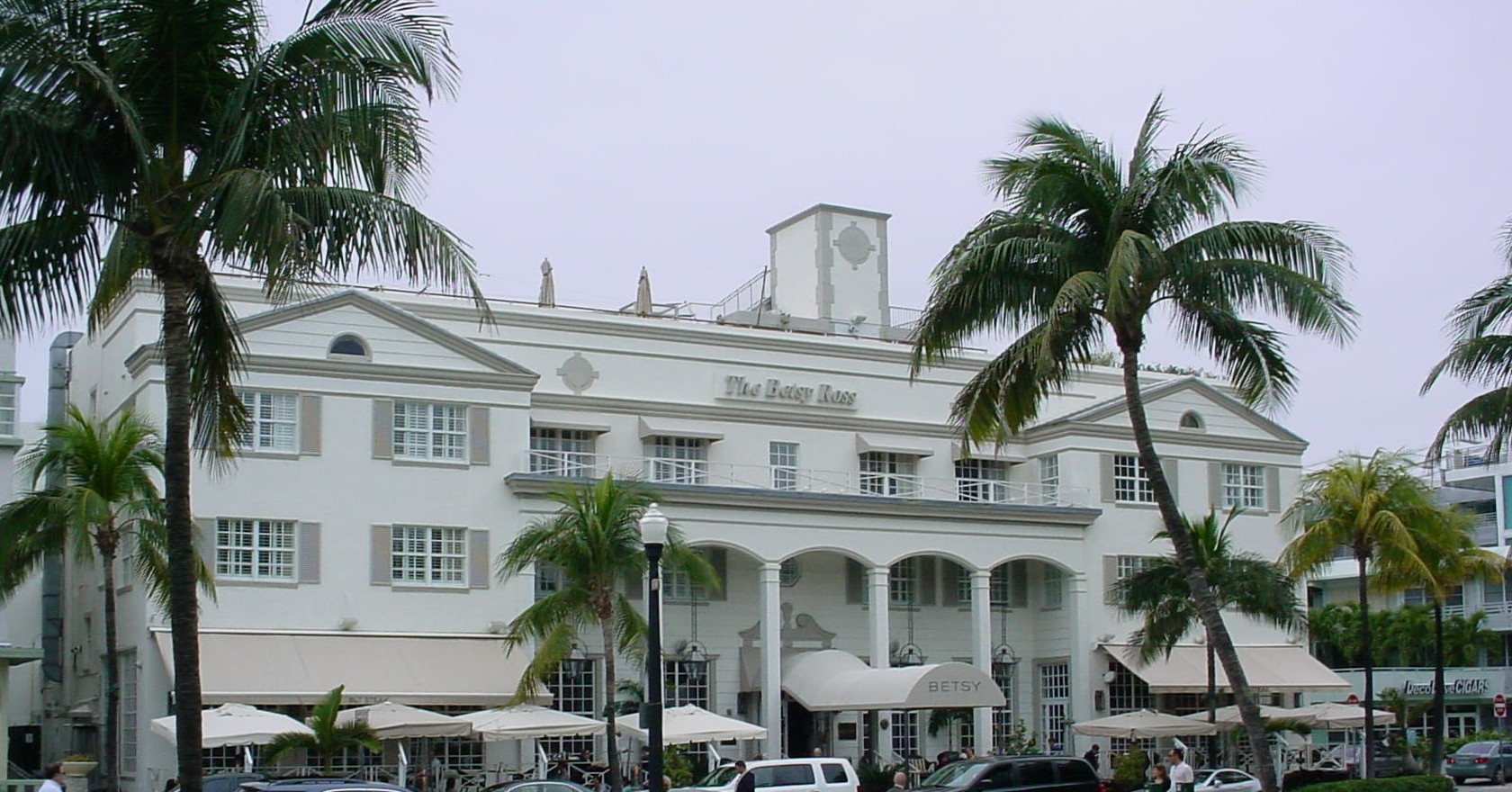 The Betsy Ross Hotel South Beach Courtesy Of Phillip Pessar Flickr