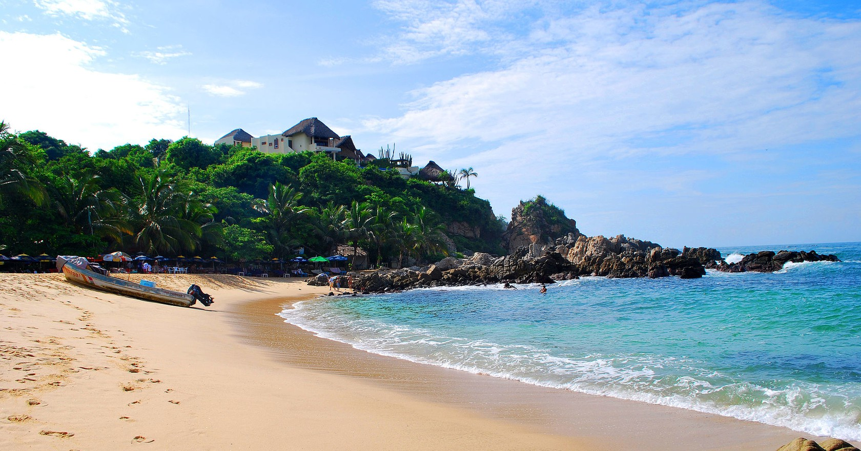 Playa Manzanillo Https Www Flickr Photos